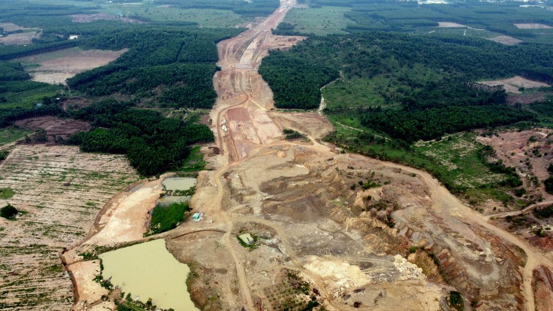 Cập nhật tiến độ mới nhất của dự án cao tốc Dầu Giây Phan Thiết