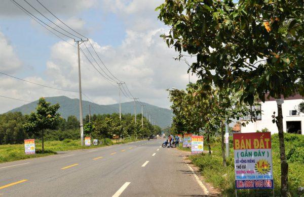 Đất Phú Mỹ lên cơn sốt thực hư ra sao