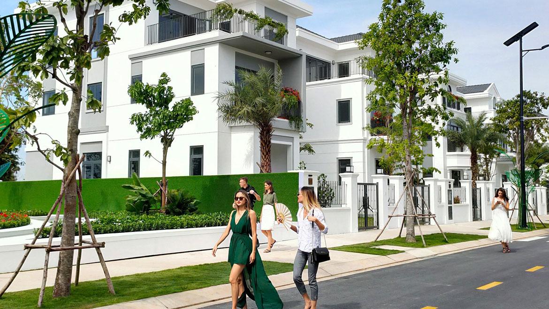 Dự án đô thị sinh thái Aqua City ghi điểm nhờ mảng xanh đa tầng