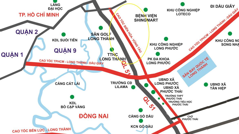 Cập nhật thông tin dự án đường cao tốc Biên Hòa Vũng Tàu từ A-Z