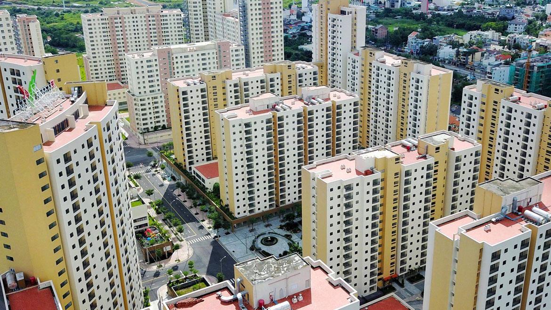 Giá căn hộ chung cư TPHCM tăng nhẹ bất chấp dịch Covid-19 bùng phát