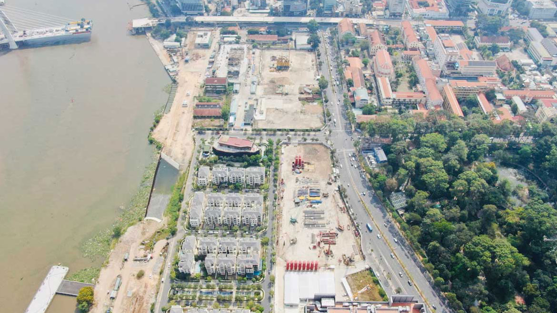 Grand Mariana Saigon Quận 1 quảng trường mới ven sông