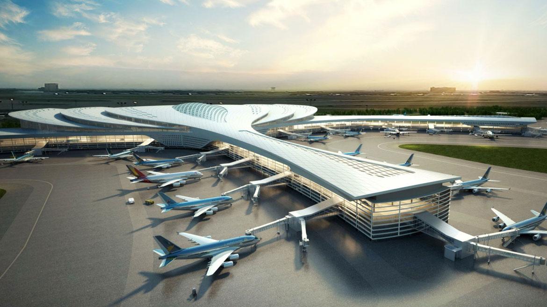 Tiến độ mới nhất sân bay Long Thành giải ngân 1.2 ngàn tỷ đồng