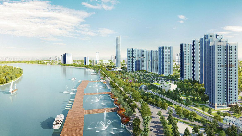 Tiện ích Grand Marina Saigon có gì nổi bật