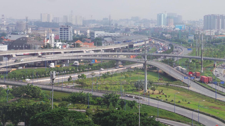 Bất động sản thiết lập giá mới bởi hạ tầng giao thông
