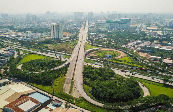 Bđs khu tây TP HCM trở thành điểm sáng của thị trường địa ốc