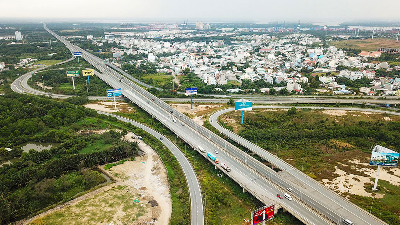 Cập nhật tiến độ giải phóng mặt bằng cao tốc Biên Hòa Vũng Tàu