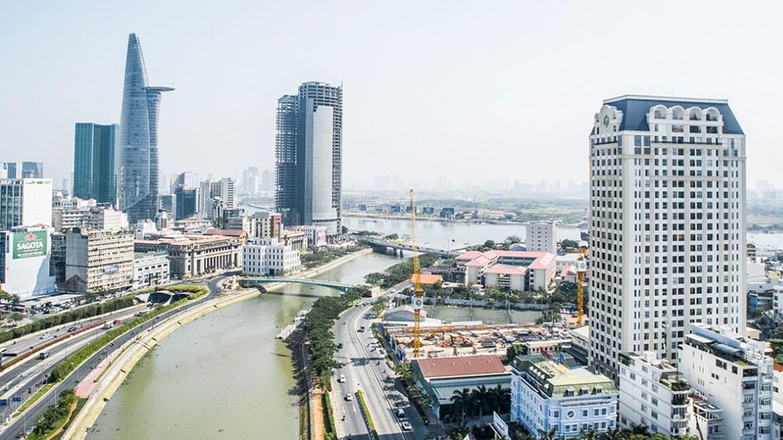 Diễn biến về giá cả giao dịch trên thị trường BĐS TP Hồ Chí Minh
