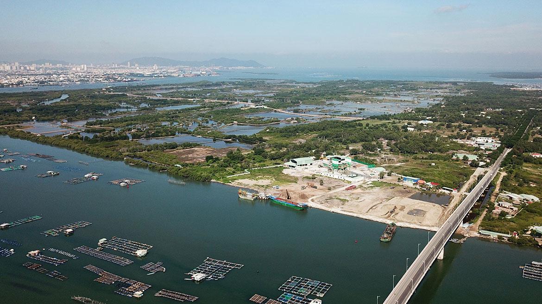 Hạ tầng trọng điểm tạo đà bứt phá bất động sản Vũng Tàu