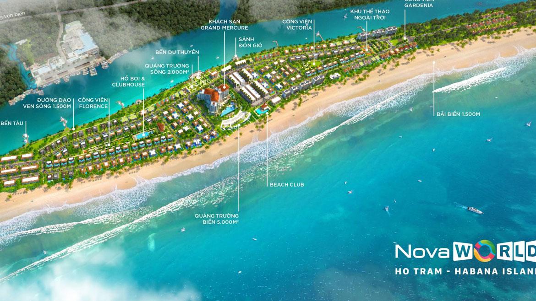 Quy hoạch sân bay Lộc An Hồ Tràm Vũng Tàu có gì khởi sắc