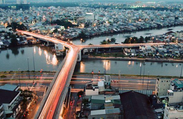 Tốc độ đô thị hóa đẩy giá bđs khu Tây TP HCM tăng cao