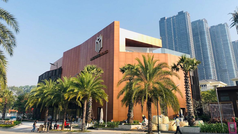 Nhà mẫu Grand Marina Saigon ở đâu qui mô